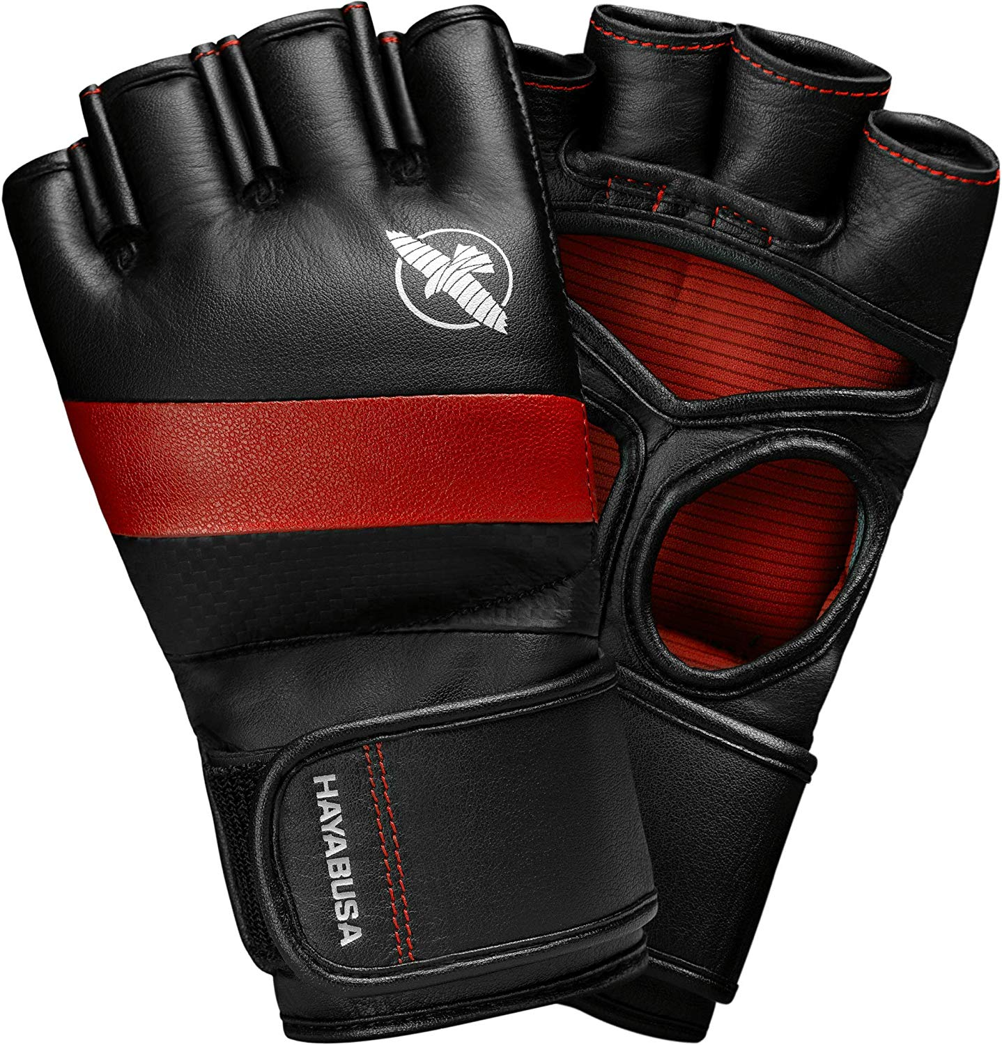 Pro-Style MMA Gloves in Genuine Leather for Professional Training /& Competition.