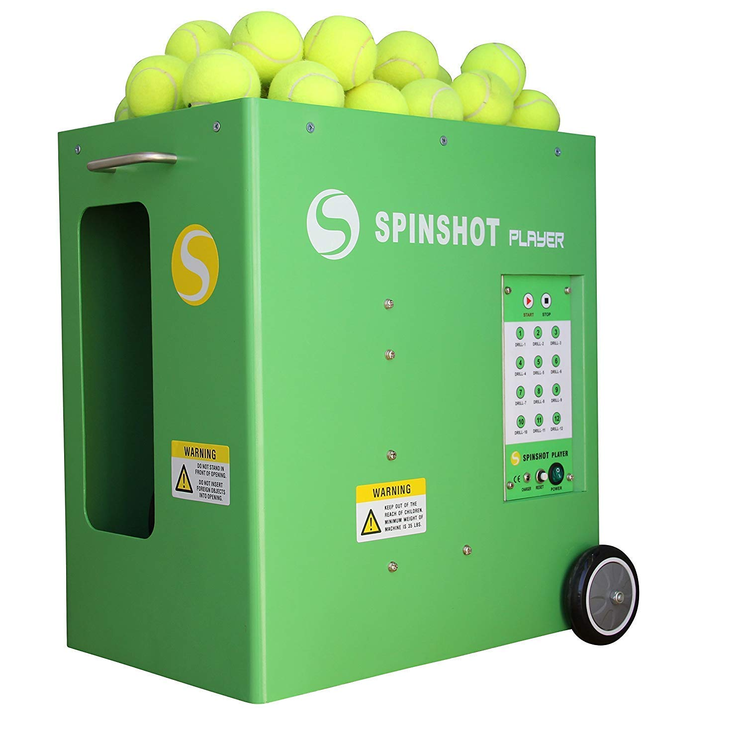 The 10 Best Tennis Ball Machines To Buy In 2020 Sportsglory