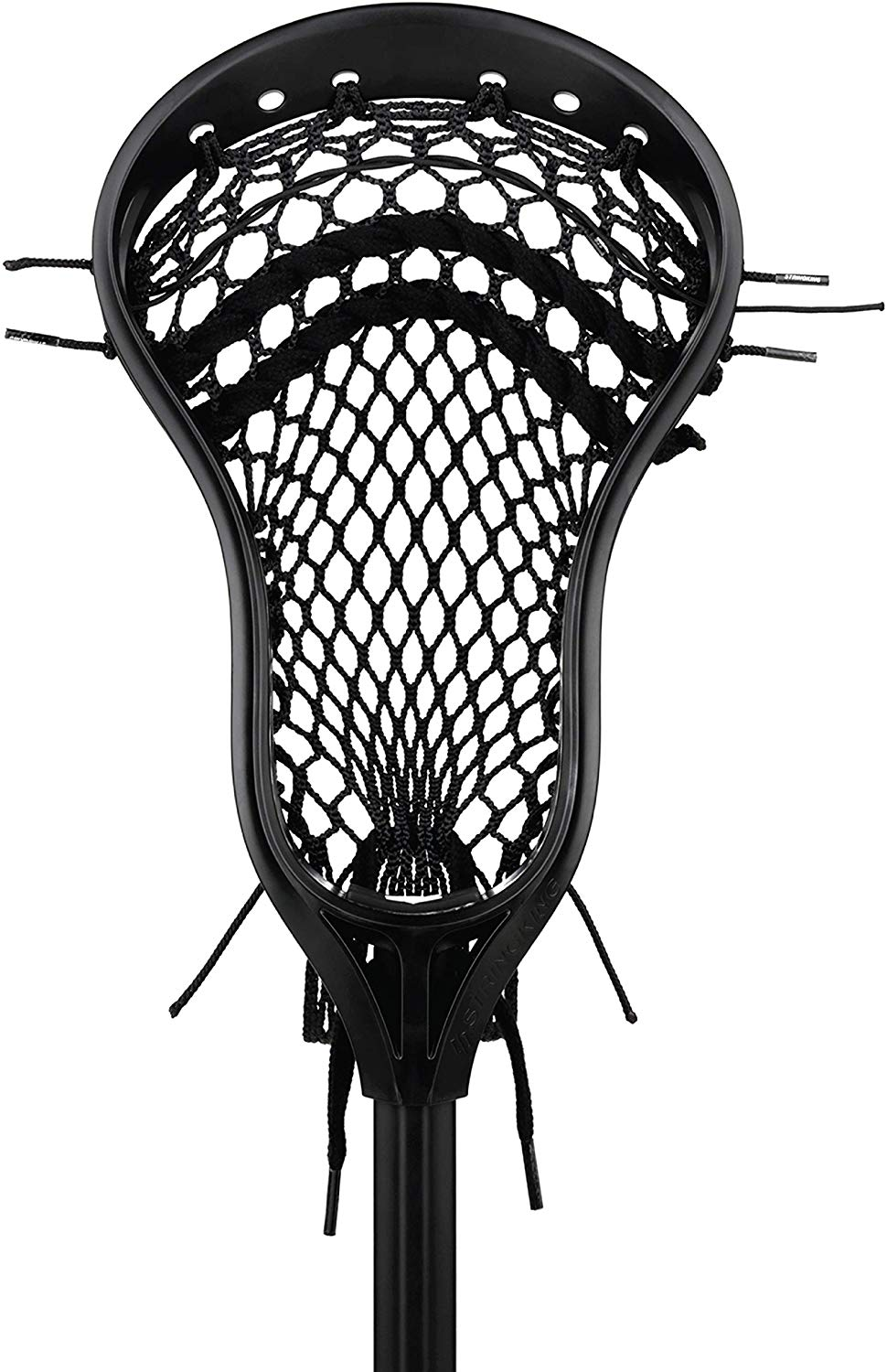 Powell Lacrosse Switchback Complete Stick for Attack//Midfield with Head /& Shaft