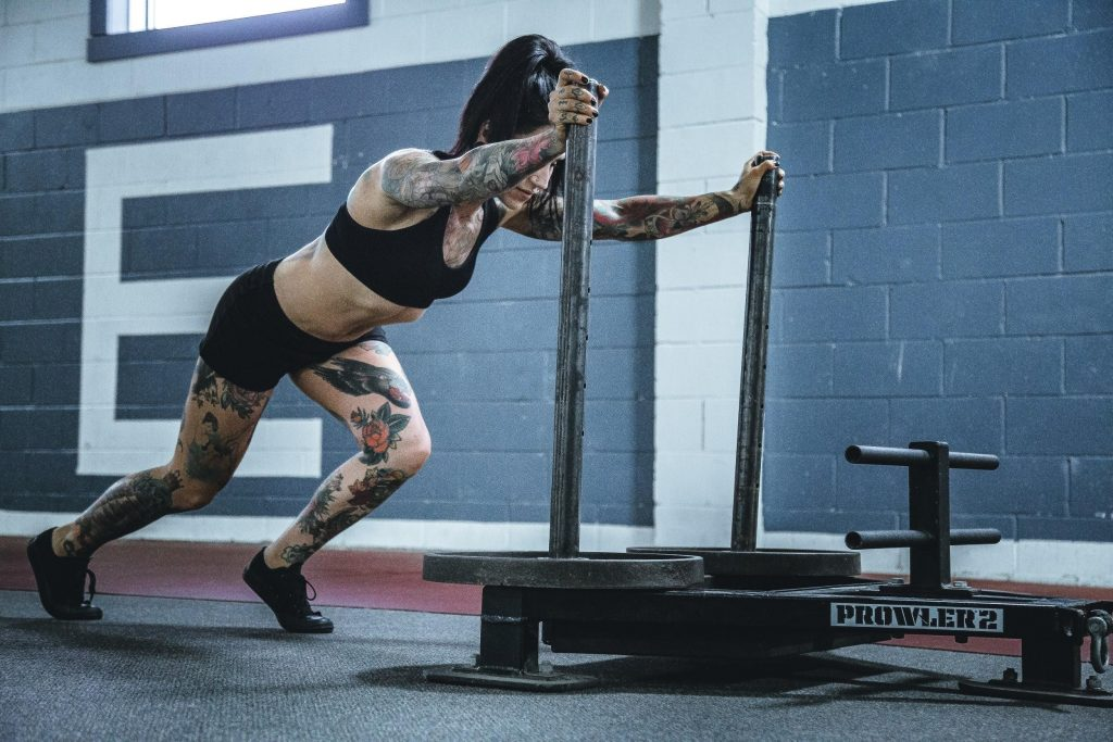 endurance workouts